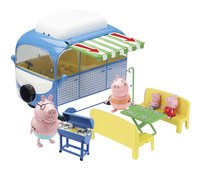 Set de jeu Peppa Pig camping-car
