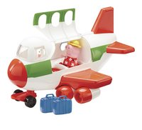 Set de jeu Peppa Pig avion-Avant