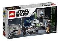 LEGO Star Wars 75246 Le canon de l'Étoile de la Mort-Arrière