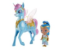 Fisher-Price Shimmer & Shine Magical Flying Zahracorn + Shine-Rechterzijde