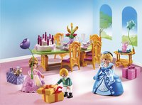 Playmobil Princess 6854 Salle à manger pour anniversaire princier-Image 1