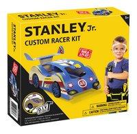 Stanley Jr. zelfbouwkit Racewagen-Linkerzijde