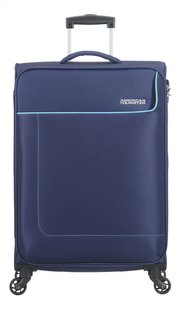American Tourister Valise souple Funshine Spinner orion blue 66 cm
