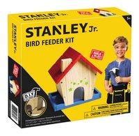 Stanley Jr. zelfbouwkit Voederhuisje-Linkerzijde