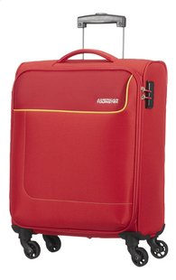 American Tourister Valise souple Funshine Spinner rio red 55 cm