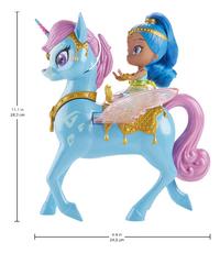 Fisher-Price Shimmer & Shine Magical Flying Zahracorn + Shine-Artikeldetail