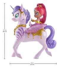 Fisher-Price Shimmer & Shine Magical Flying Zahracorn + Shimmer-Artikeldetail