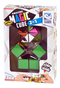 Magic Cube 2-in-1-Vooraanzicht