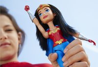 DC Super Hero Girls mannequinpop Training Wonder Woman-Afbeelding 1