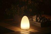 Smooz Tafellamp Egg wit-Afbeelding 1