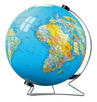 Ravensburger puzzleball Wereldbol NL-Vooraanzicht