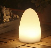 Smooz Tafellamp Egg wit-Afbeelding 2