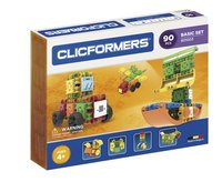 Clicformers Basic Set 90 pièces