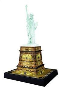 Ravensburger puzzle 3D Statue de la Liberté Night Edition-Avant