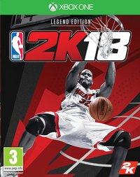 XBOX One NBA 2K18 Legend Edition ENG/FR