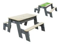 EXIT zand-, water- en picknicktafel Aksent met 2 banken-Artikeldetail