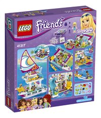 LEGO Friends 41317 Sunshine Catamaran-Achteraanzicht