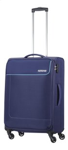 American Tourister Zachte reistrolley Funshine Spinner orion blue 66 cm-Afbeelding 1