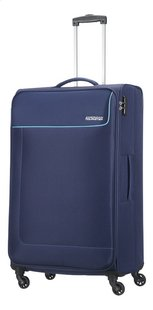 American Tourister Valise souple Funshine Spinner orion blue 79 cm-Image 1