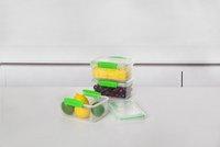 Sistema Boîte de conservation Fresh Rectangle 1 l - 3 pièces-Image 1