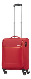 American Tourister Zachte reistrolley Funshine Spinner rio red 55 cm-Afbeelding 1