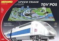 Mehano TGV POS-Vooraanzicht