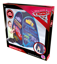 Pop-upspeeltent Disney Cars 3