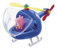 Set de jeu Peppa Pig Hélicoptère avec 1 figurine