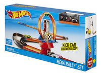 Hot Wheels circuit Mega Rally Set