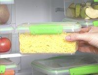 Sistema Boîte de conservation Fresh Rectangle 1 l - 3 pièces-Image 2