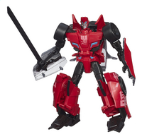 Figurine Transformers Robots in Disguise Deluxe Sideswipe-Avant