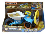 Matchbox Treasure Truck-Vooraanzicht