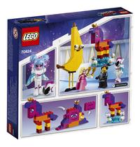 LEGO The LEGO Movie 2 70824 La Reine aux mille visages-Arrière
