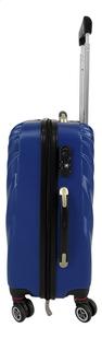 Beverly Hills Polo Club set de 3 valises rigides bleu-Côté droit
