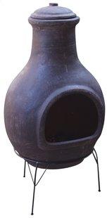 Mexicaanse chimenea jumbo bruin
