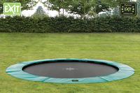 EXIT trampoline enterré Supreme Ground Ø 4,27 m-Image 1