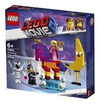 LEGO The LEGO Movie 2 70824 La Reine aux mille visages-Côté droit