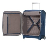 Samsonite zachte reistrolley Flux Soft Upright Navy Blue 55 cm-Artikeldetail