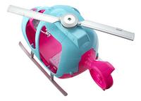 Barbie Hélicoptère-Vue du haut