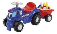 Abrick Tracteur avec remorque-commercieel beeld