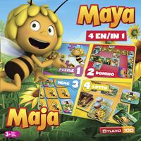 Spellendoos 4-in-1 Maya de Bij