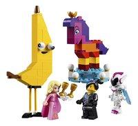 LEGO The LEGO Movie 2 70824 La Reine aux mille visages-Avant