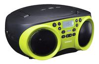 Lenco radio/lecteur CD SCD-200 lime-Côté gauche