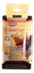 Dr. Oetker Moule à cake réglable Tradition 20-35 cm-Avant