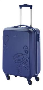 Gabol Harde reistrolley Iris Spinner blauw 55 cm