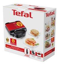 Tefal Croque-monsieur Belgian Red Devils-Rechterzijde
