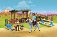 PLAYMOBIL Spirit 70119 Arena Lucky en Javier-Afbeelding 1