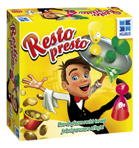 Resto Presto-Linkerzijde