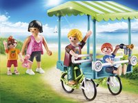 PLAYMOBIL Family Fun 70093 Familiefiets-Afbeelding 1