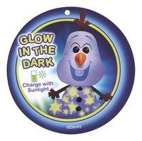 Peluche Disney La Reine des Neiges II Olaf phosphorescent 25 cm-Détail de l'article
